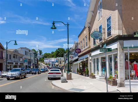 Main Street Mystic CT
