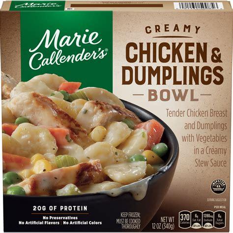 Marie Callender's Frozen Meals