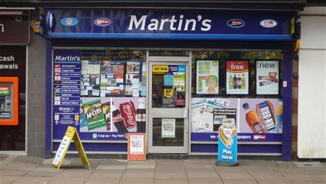 Martin Newsagents McColl's
