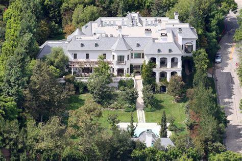 Michael Jackson Beverly Hills Mansion