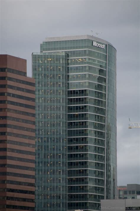 Microsoft Building Bellevue