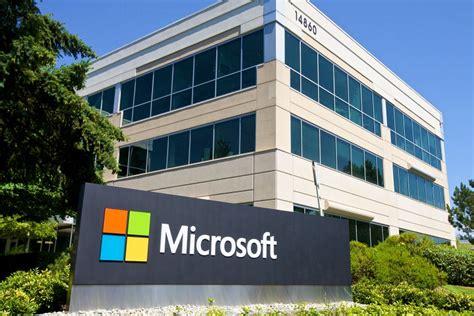 Microsoft Building Seattle