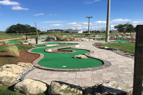 Minigolf Course