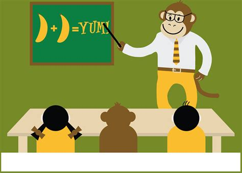 Monkey Teaching