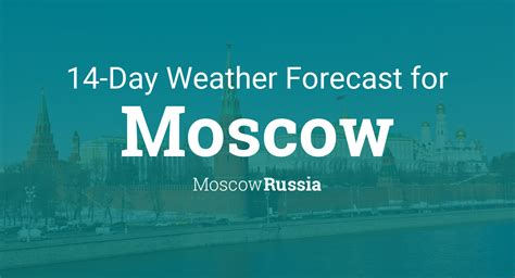 Moscow Russia Weather 10 Day