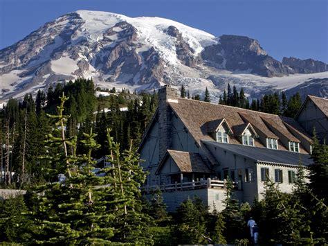 Mt. Rainier Lodge
