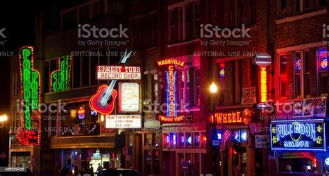 Nashville Tennessee Night Life