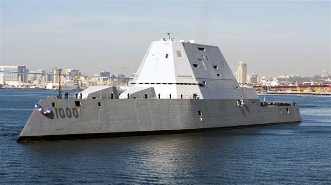 Navy Zumwalt