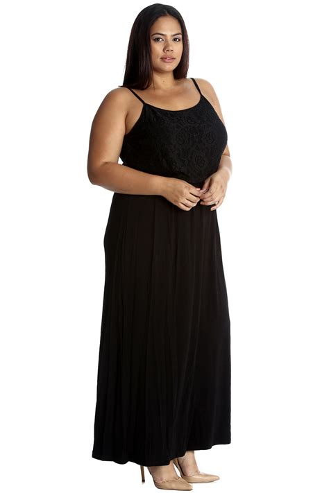 New Women's Plus Size Dresses