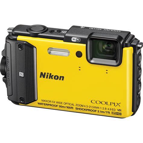 Nikon Coolpix Aw130 Camera