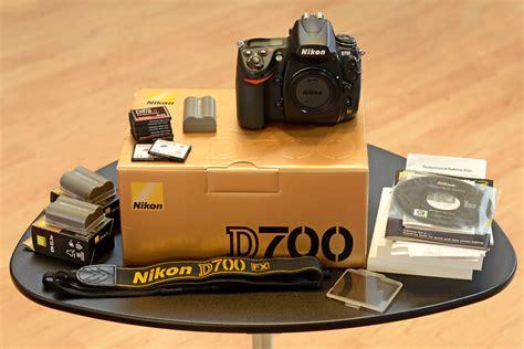 Nikon D700 Package