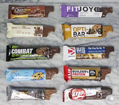 Nutrition Bars Brands