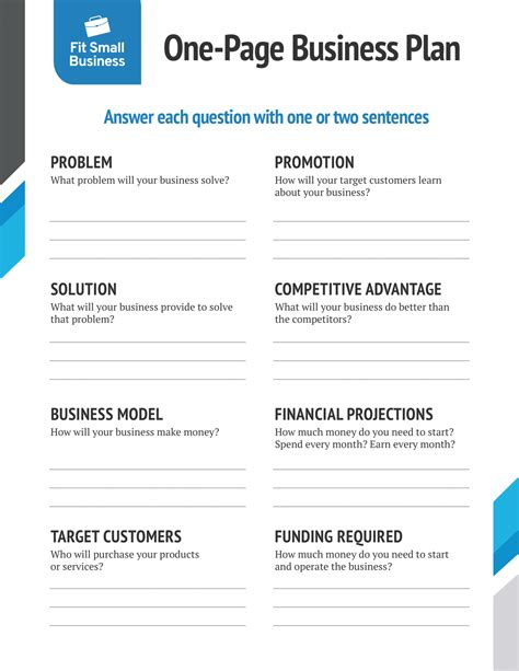 Galerry simple printable business plan Page 2