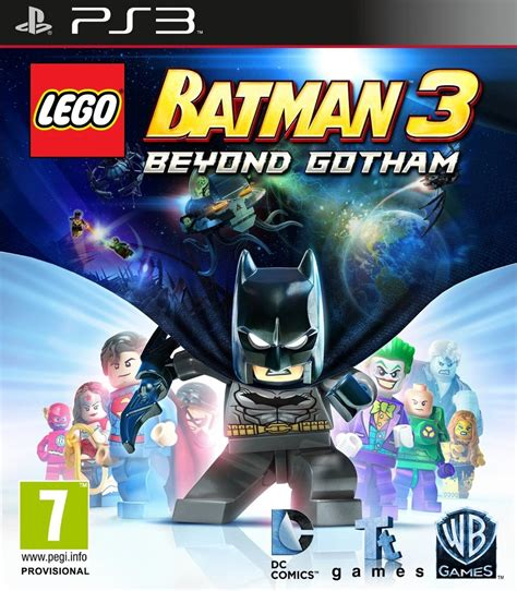 PS3 LEGO Games