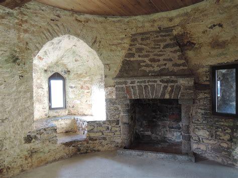 Pembroke Castle Interiors