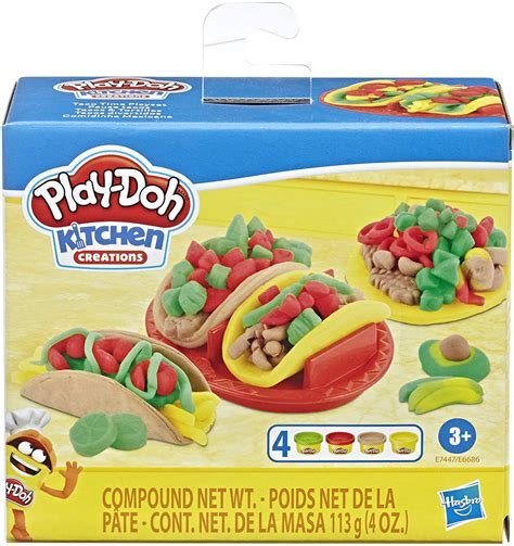 Play-Doh Food