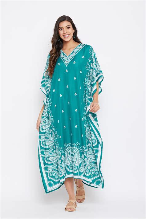 Plus Size Bohemian Dresses for Women