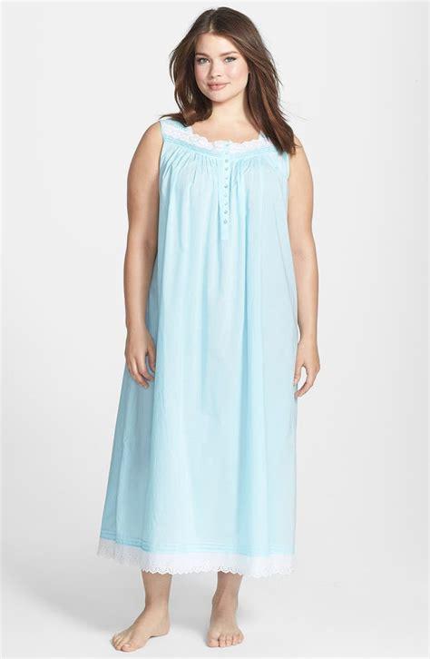 Plus Size Eileen West Sleepwear