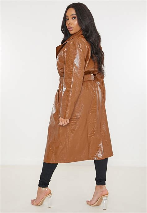Plus Size Leather