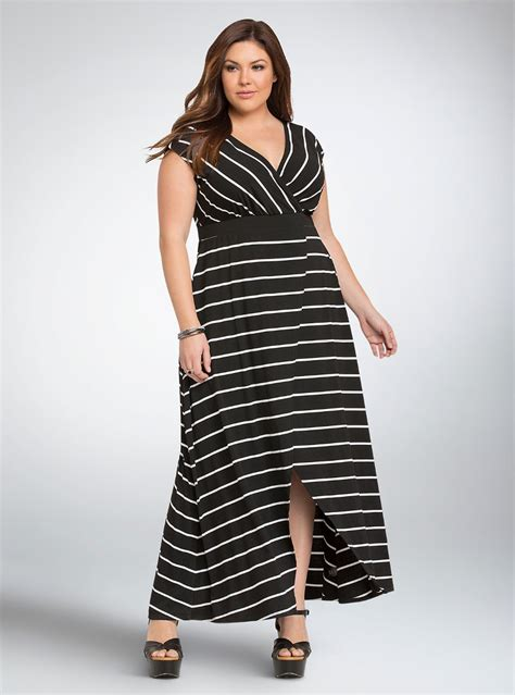 Plus Size Maxi Dresses for Women