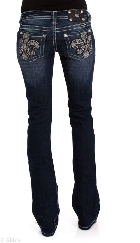 Plus Size Miss Me Jeans