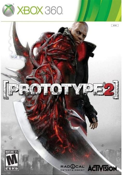 Prototype 2 RadNet Xbox 360