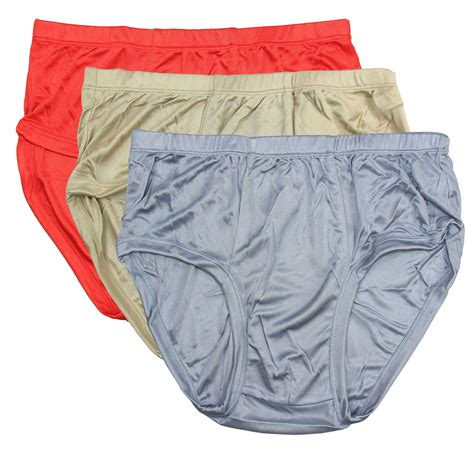 Pure Silk Men's Underwear