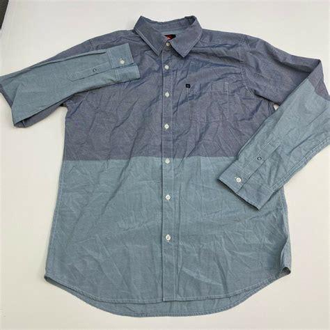 Quicksilver Button Up Shirts