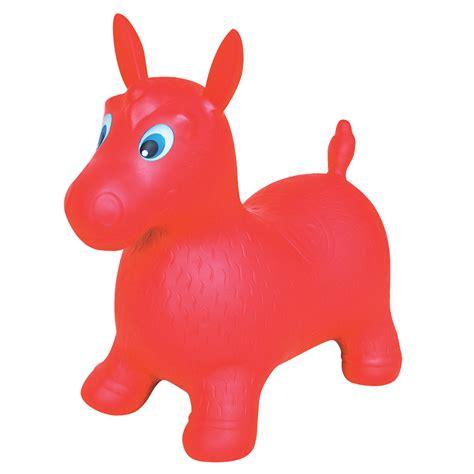 Red Bounce along Buddy