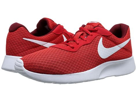 Red Nike Running Shoes for Men