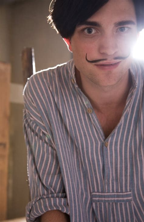 Robert Pattinson Little Ashes