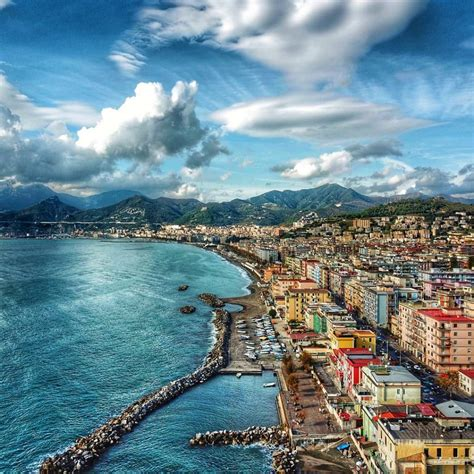 Salerno in Italy