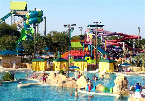 SeaWorld San Antonio Water Park