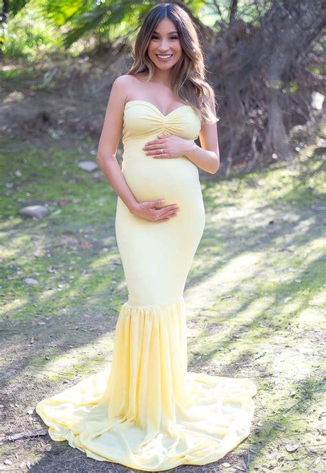 Sexy Summer Maternity Dresses