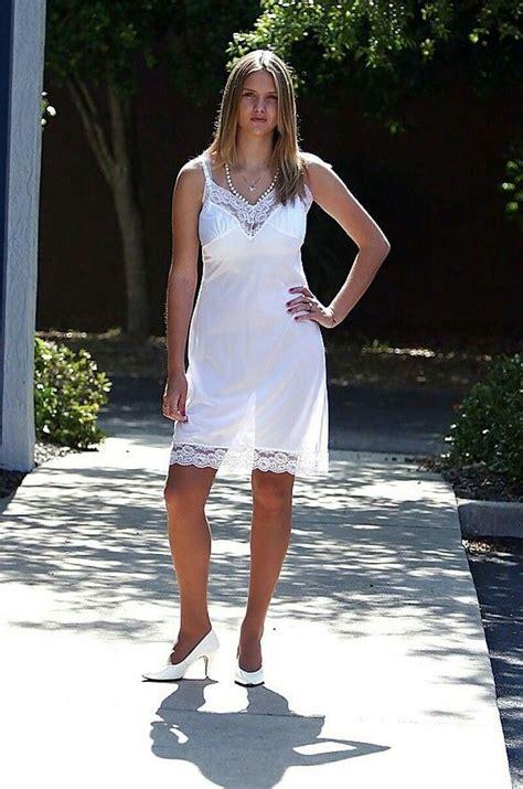 Silk Slip Glamour