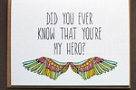 Song Did You Know You Where My Hero