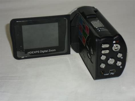 Sony Camcorder Hdexps Digital Zoom