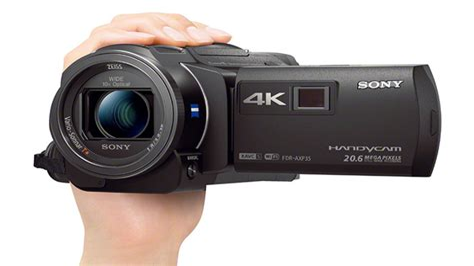Sony Camcorders 2015