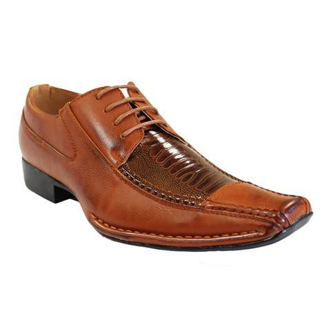 Square Toe Mens Shoes