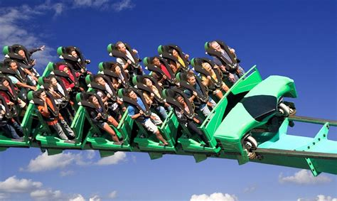 Stand Up Coaster