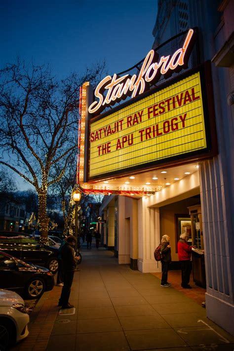 Stanford Theatre Palo Alto CA