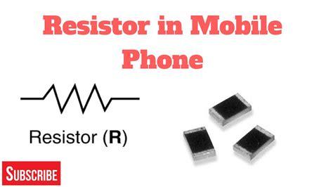 Telephone Resistors