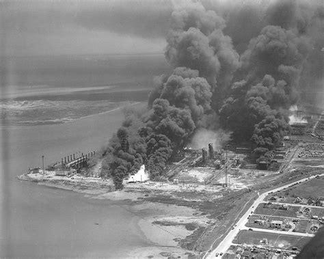Texas City Fire