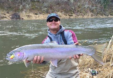 The Clearwater Fishing in Washington