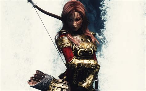 The Elder Scrolls V Skyrim Wallpaper