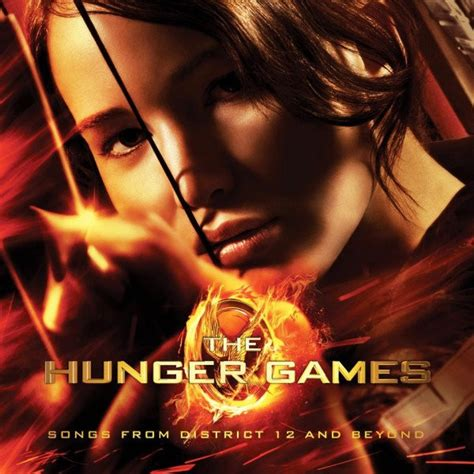 The Hunger Games Soundtrack CD