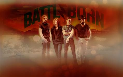 The Killers Battle Born Wallpaper