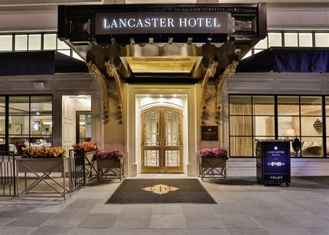 The Lancaster Hotel Houston Downtown