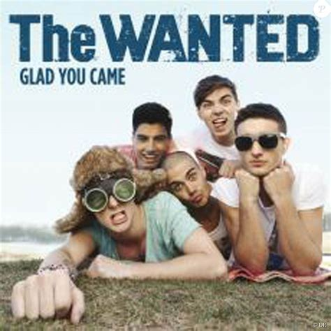 The Wanted Glad You Came Album