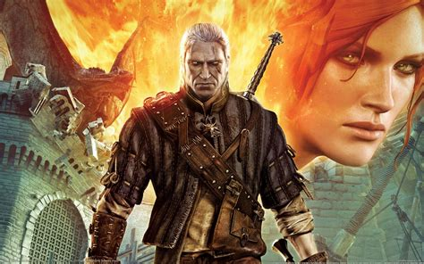 The Witcher 2 1680X1050